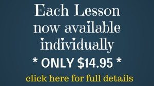 Each Lesson now available individually