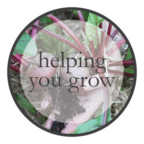 Helping You Grow