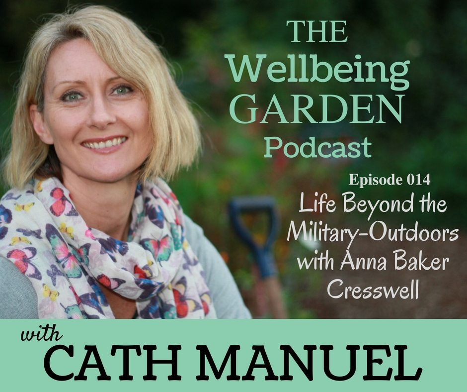 Episode 014 – Life Beyond the Military – Outdoors with Anna Baker Cresswell
