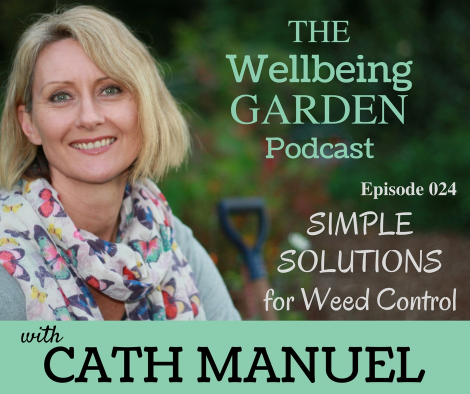Episode 024 – Simple Solutions for Weed Control