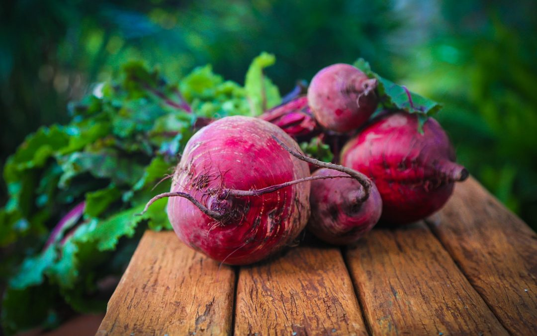 Homegrown Beets…nothing tastes Beta!