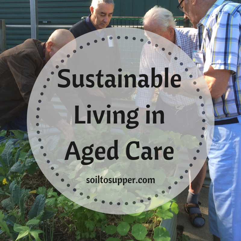 Sustainable Living in Aged Care